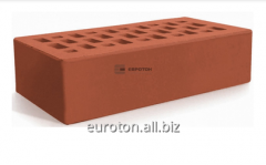Front brick red