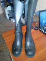 Production USSR gumboots