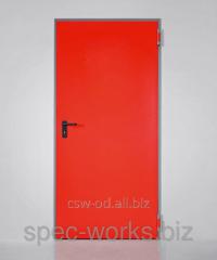 Fire single door Univer 800 x 2050 UN0701