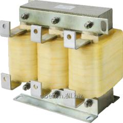 Моторный дроссель OCL-0005-ELSC-E1M4, ток 5А,