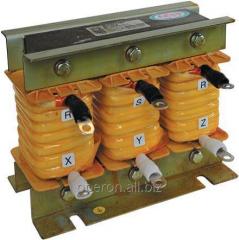 Моторный дроссель OCL-0007-ELSCE1M0 Индуктивность