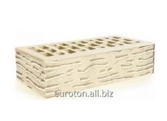 Кирпич клинкерный Тоскана рифленый короед