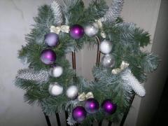 Венки рождественские