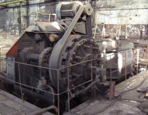 Horizontal Forging Machine, capacity 800 t, mod. V