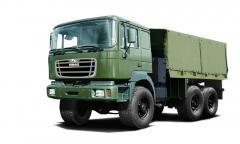 Бортовой автомобиль КрАЗ B12.2MEX