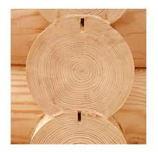 We offer the rounded bar (coniferous) of any