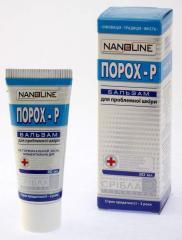 Nanoline косметическое средство для проблемной