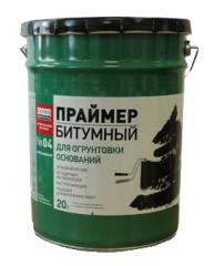 Primer bituminous emulsion TechnoNIKOL No. 04 20