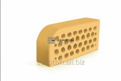 Shaped brick yellow VF-5