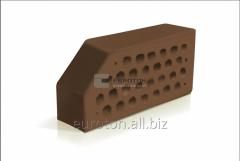 Shaped brick of VF-29 brown
