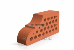 Brick shaped VF-10 red