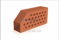 Shaped brick of VF-29 red