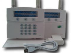 Приборы, системы и оборудование для пультов централизованной охраны