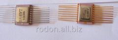Интергальные микросхемы для изготовителей электронной военной техники, радиопромышленной техники и приборостроения