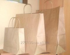 Bumazhny packages z handles