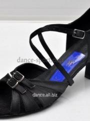 Ball shoes 82115 sateen