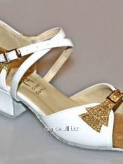 Туфли белый лак 78757