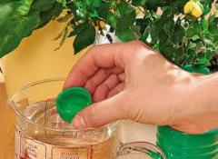Liquid organic fertilizers