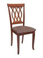 Chair Adriana (latte/chestnut)