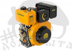 Diesel SADKO DE 300E engine