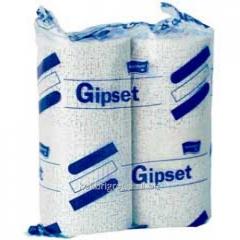 Plaster bandage of GIPSET quick-drying (3 min.) 15
