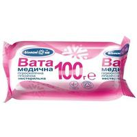 Cotton wool medical hygienic unsterile roll of 100