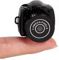Pass the DVR Y2000 720P camera