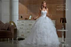 Wedding dress, model 543