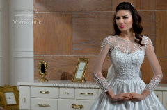 Wedding dress, model 520