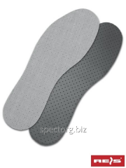 Antibacterial insoles from a smell of BRCZ-WKPPO