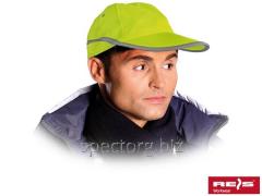 Baseball cap aquamarine fluorescent (cap)