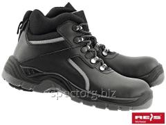Boots workers of REIS BRCPOLREIS