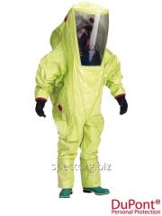 Gas-tight TYCHEM®TK overalls