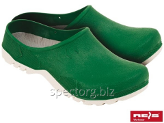 Protective BCLOGS Z sandals