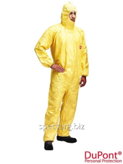 Overalls chemical-protective TYCH-C-CHA5Y