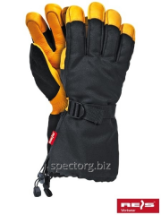 Ski gloves the warmed NORWING