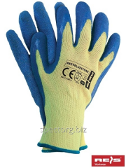 Working gloves kevlar EV BLUE STON