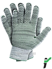 Working gloves from DYNADOT cuts