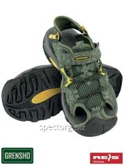 Sandals man's BKSTROPICAL ZY