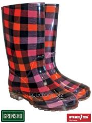 Boots rubber BTDCOLOR MC PVC