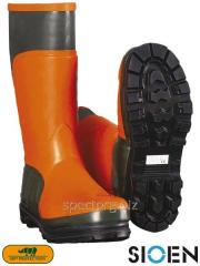 Boots rubber SI-S-S3SC7 39 PVC