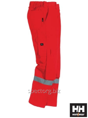 Trousers working fire-resistant OBAN HH-OBAN-T C