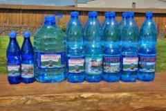 Минеральная вода в РЕТ бутылках, Хуст