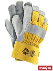 Protective gloves the strengthened Diggery