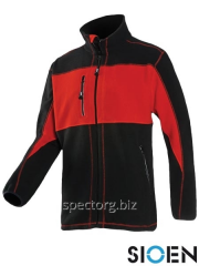 Jacket fleece bilateral SI-DURANGO