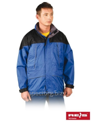 Jacket windbreaker man's SPRING-BLUE