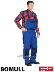 Semi-overalls worker of BOMULL-B NG