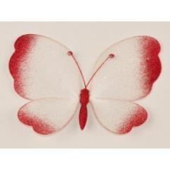 Бабочка Новогодняя Cредняя модель  NNN004