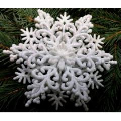 Снежинка Класика Обьемная модель  СB000
