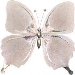 Украшение для штор Бабочка Большая 3 -230*230